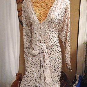 ASOS Sequins dress size 14